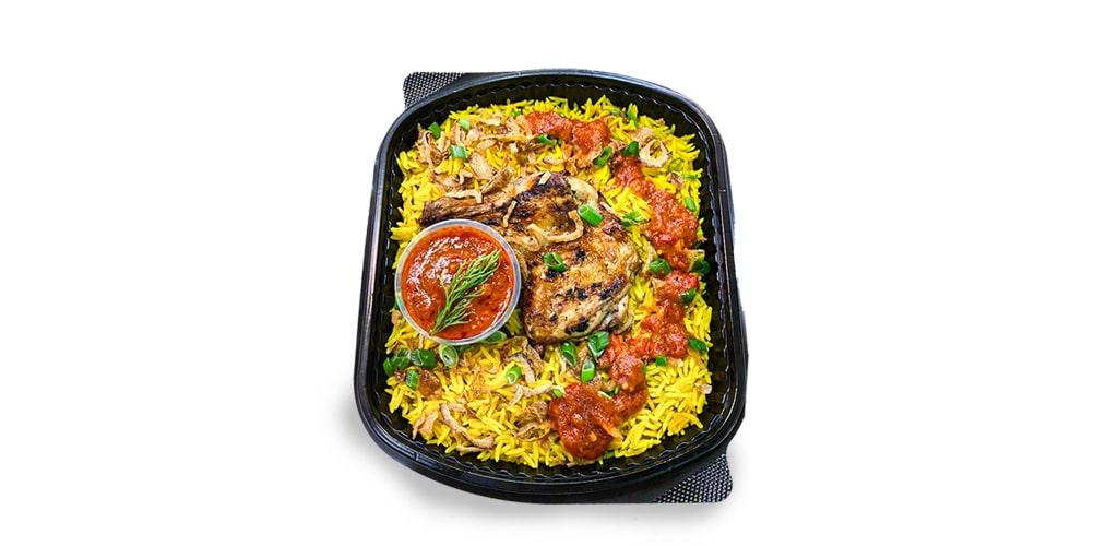Chicken Grill Plate