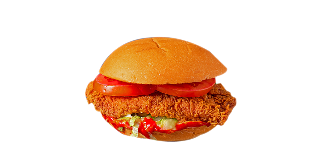 Zinger Chicken Sandwich