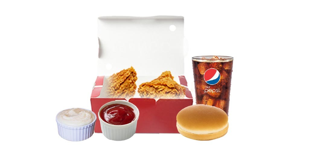 Broasted Kids Meal