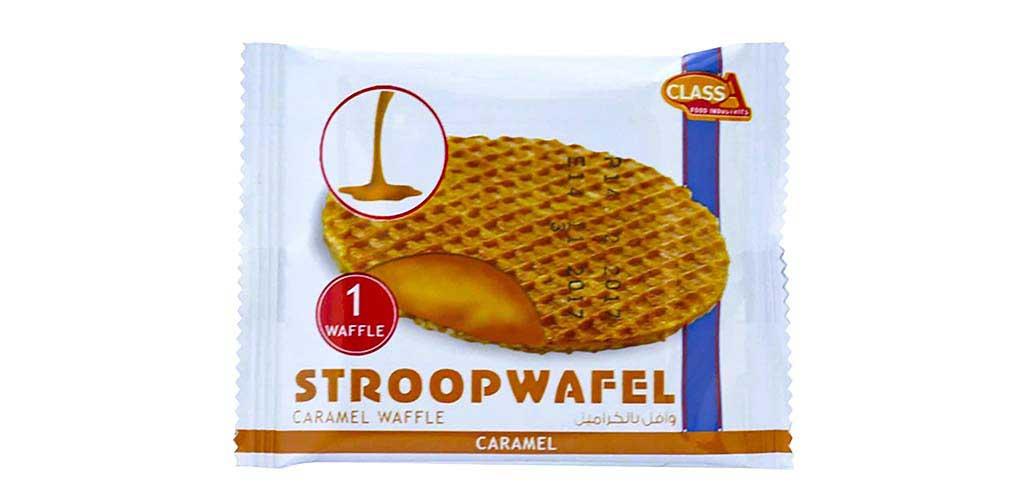 Stroop Caramel Wafel