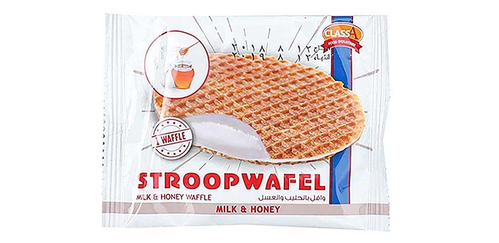 Stroop Milk and Honey Wafel