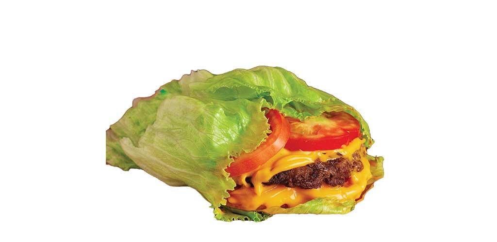 Fit Burger Sandwich