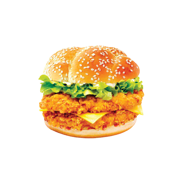 Mighty Chicken Fillet Sandwich