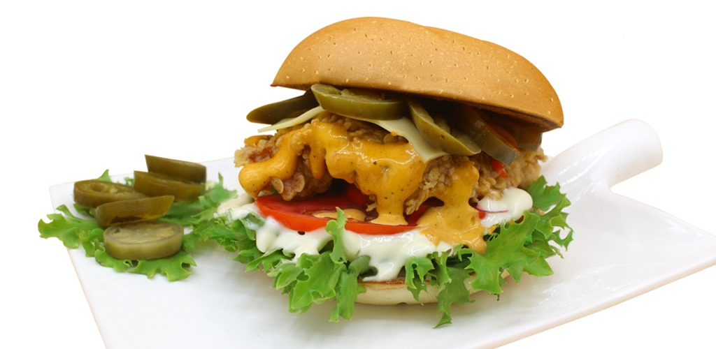 Jalapeno Chicken Spicy Sandwich