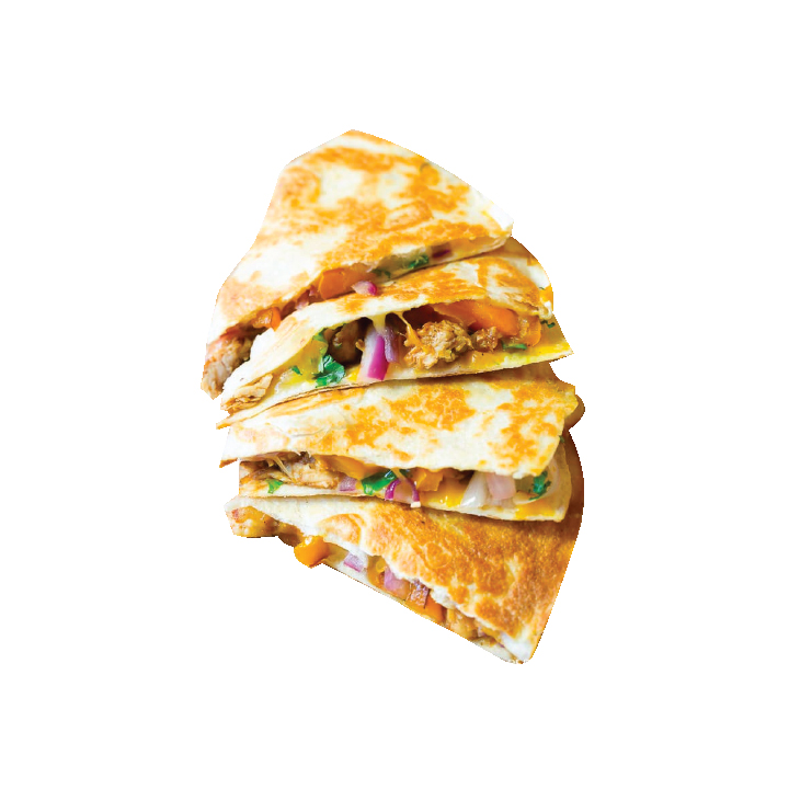 Chicken Quesadilla Sandwich