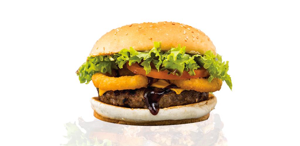 Majestic Beef Burger Sandwich