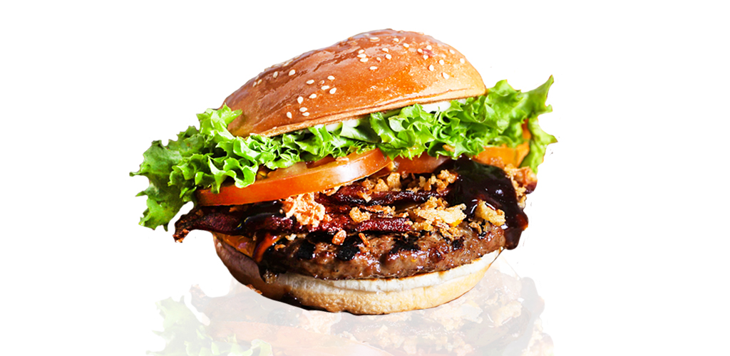 BBQ Beef Burger Sandwich