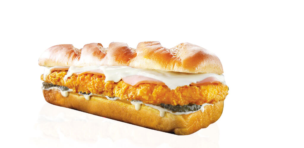 Super crunchy chicken Sandwich